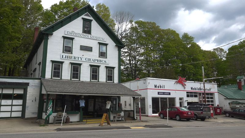 The 43 year old business has always been in Liberty, Maine