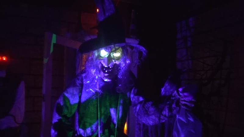 The Haunted Witches Castle is raising money for Penobscot firefighter Jim Flannery, with has...