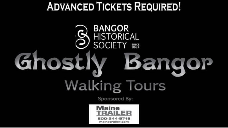 Ghostly Bangor