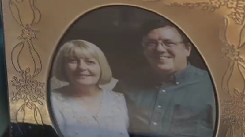 A husband and wife here in Bangor both died with COVID-19 within days of each other.