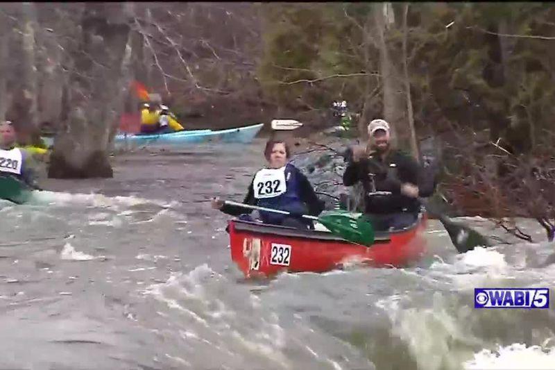 Kenduskeag Stream Canoe Race kicks off next weekend.