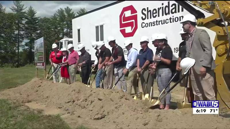 Thomas College breaks ground on new athletic sports center