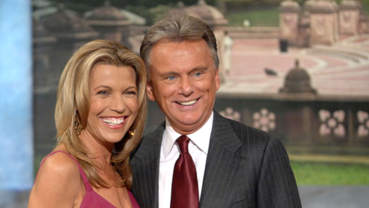 Vanna White Hosts Wheel Of Fortune After Sajak Has Surgery