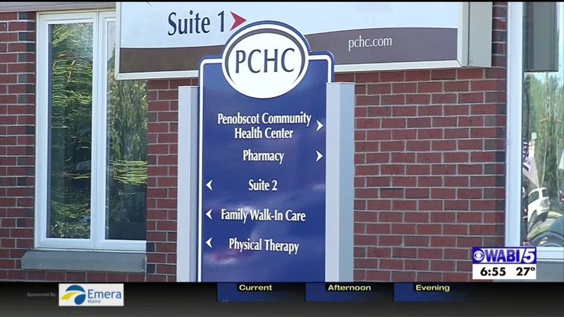 Penobscot Community Health Care has started vaccinating PCHC patients ages 18 to 49 with...