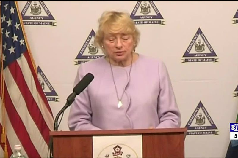 The Mills Administration announcing that Maine will adopt the U.S. CDC's new guidance which...