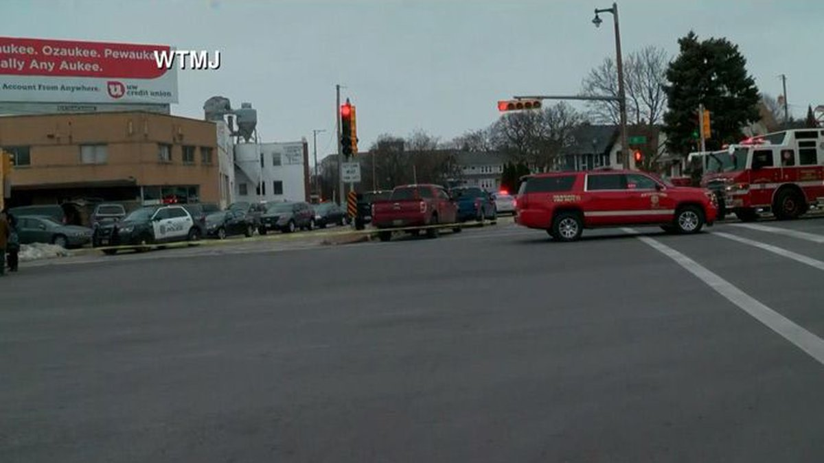 Officials reported a potential active shooter at a MillerCoors facility in Milwaukee, Wis. on...