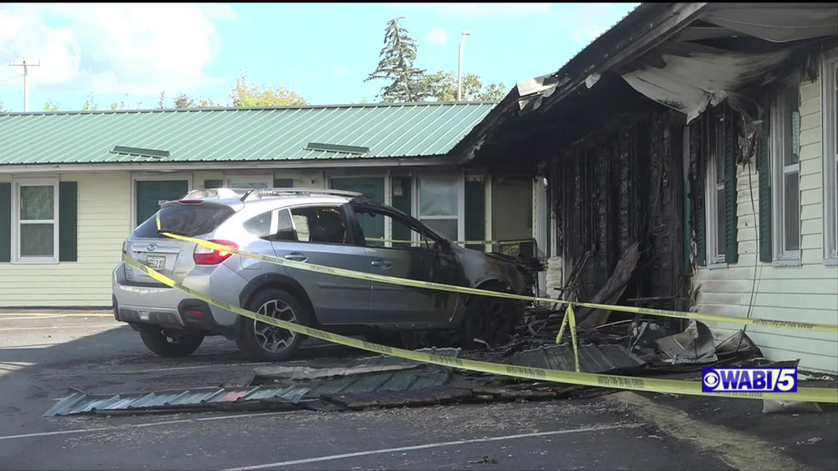 Fire Marshal's Office investigating Brewer motel fire