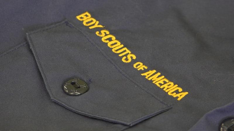 Boy Scout uniform drive