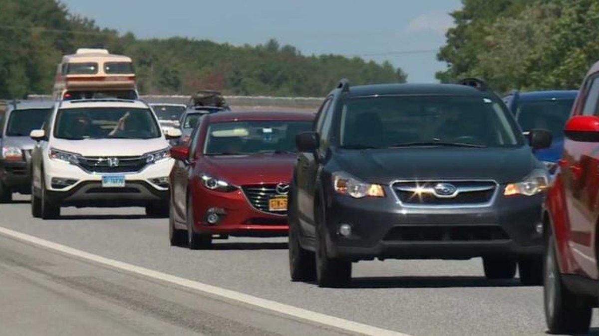 Maine Turnpike Traffic