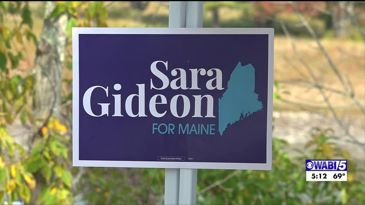 Sara Gideon donates more than $750,000 to 21 Maine nonprofits.
