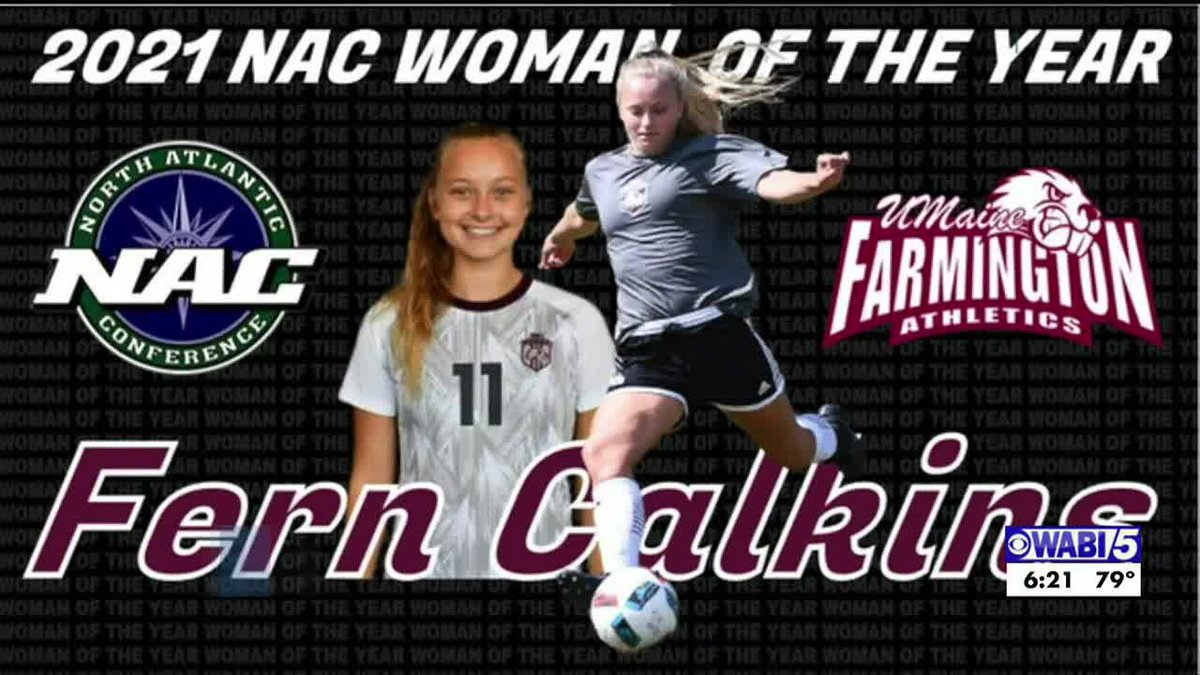 UMF's Calkins s NAC Woman of the Year