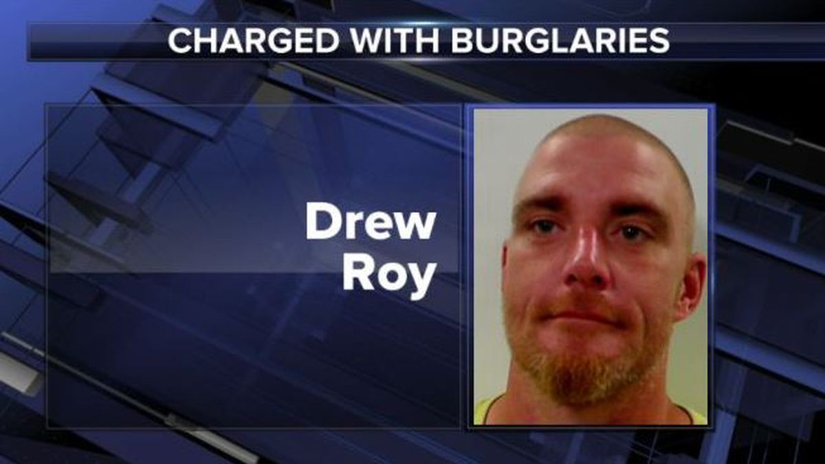 Man Hit By Train Was Charged With Burglaries A Few Days Prior