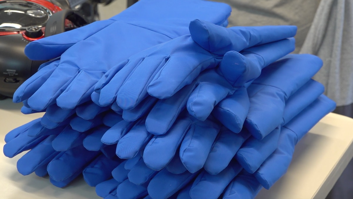 Tempshield has been in business for 40 years and is the originator of Cryogenic PPE,...