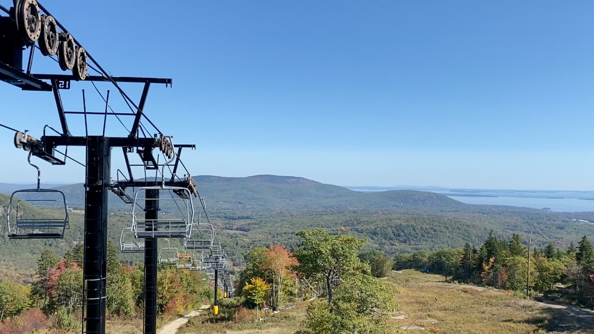 Camden Snow Bowl Chairlift Rides