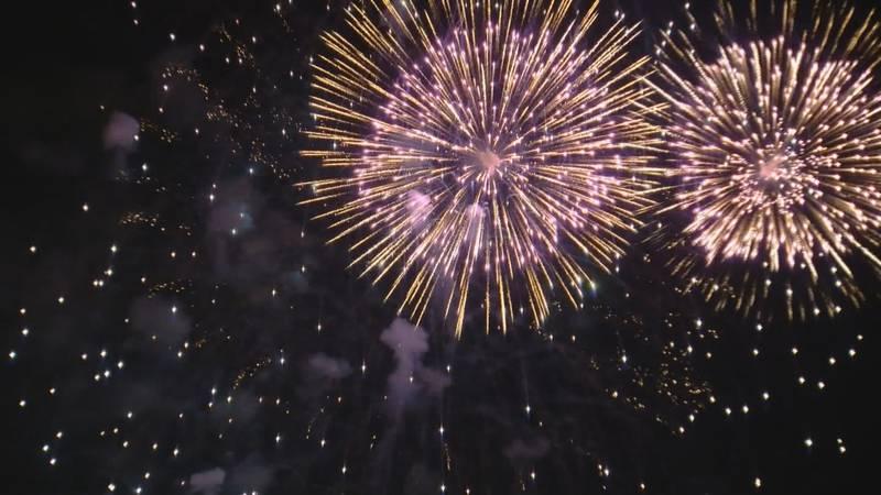 Be safe, sober when lighting off your fireworks.