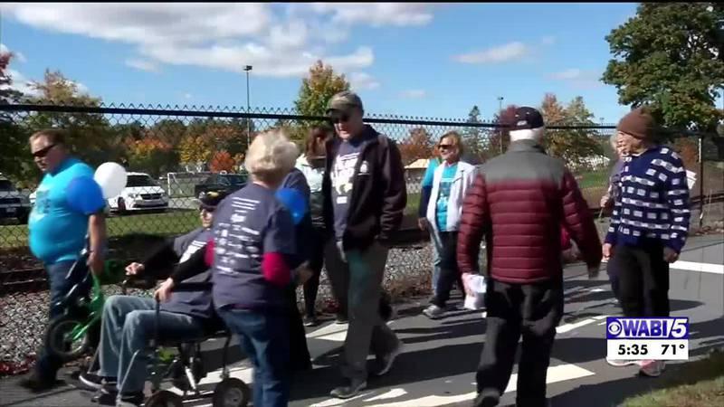 Maine Affiliate for The Huntington's Disease Society of America hosting Maine Team Hope Walk...