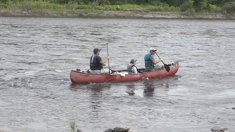 Tourists return to Maine.