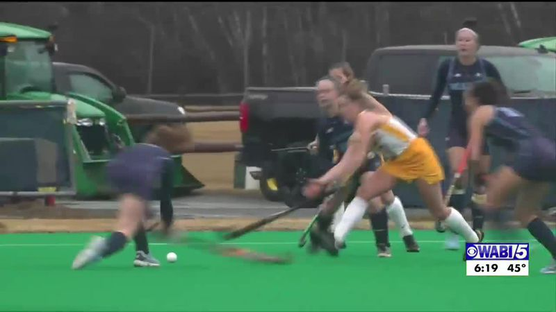 UMaine field hockey's Walton named conference player of the week