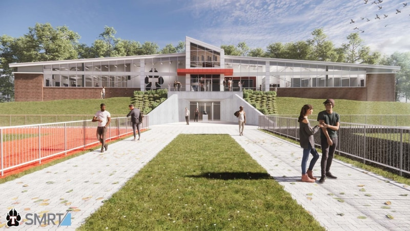 New athletic facility coming to Thomas College.