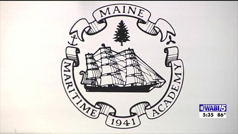 Maine Maritime Academy is having an in-person graduation next month.