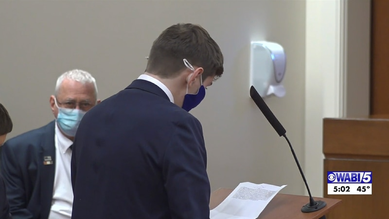 Maine teen pleads guilty in deadly car crash.