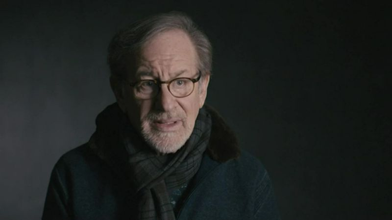 Steven Spielberg's production company signs a deal with Netflix.