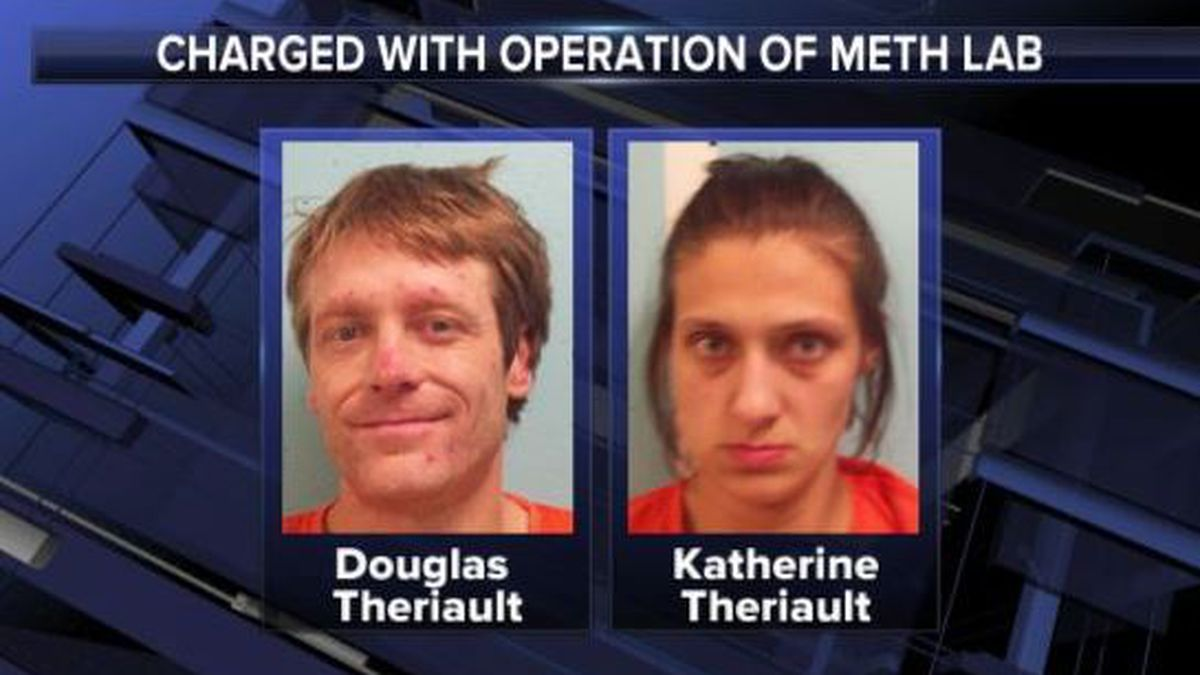 Farmington Couple Charged After Alleged Meth Lab Found In