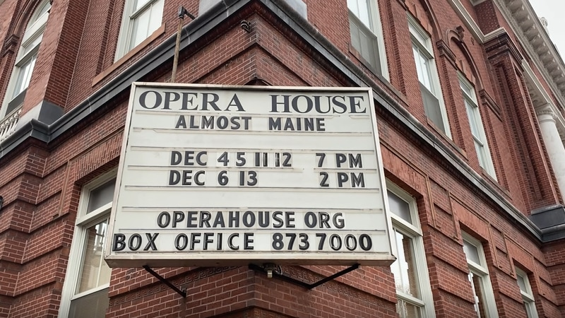 Waterville Opera House prepares for virtual show.