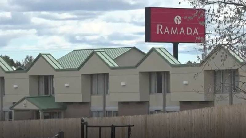 It's still up in the air as to whether the Ramada Inn on Odlin Road in Bangor will continue to...