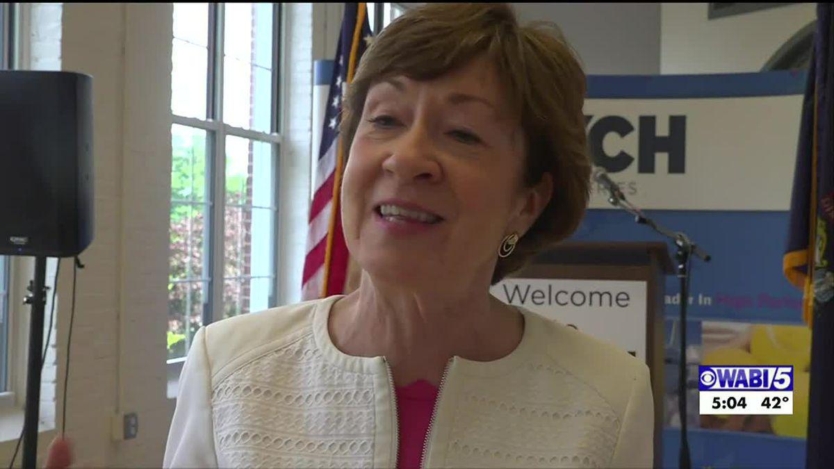 Sen. Collins co-sponsoring legislation to expand rural broadband access