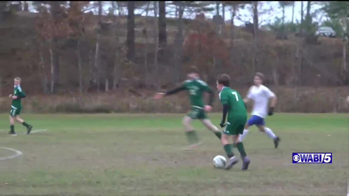 Penobscot Valley blanks Lee to win COVID Cup boys soccer pod championship