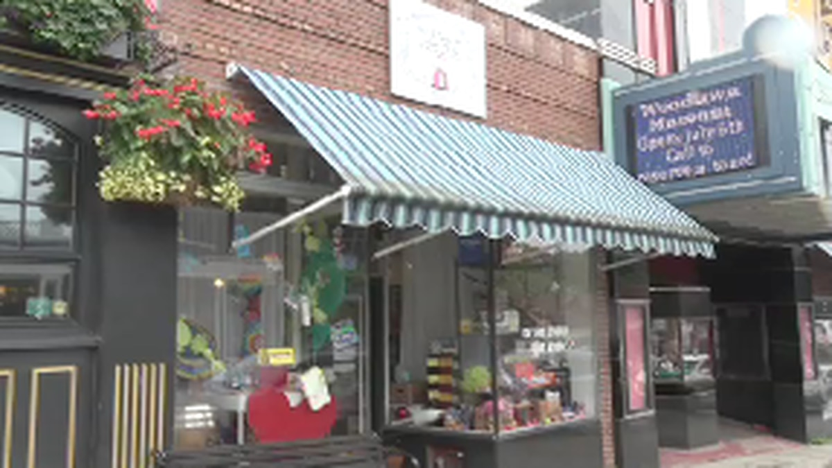 A candy story in Ellsworth is growing, but not in the way you might think.