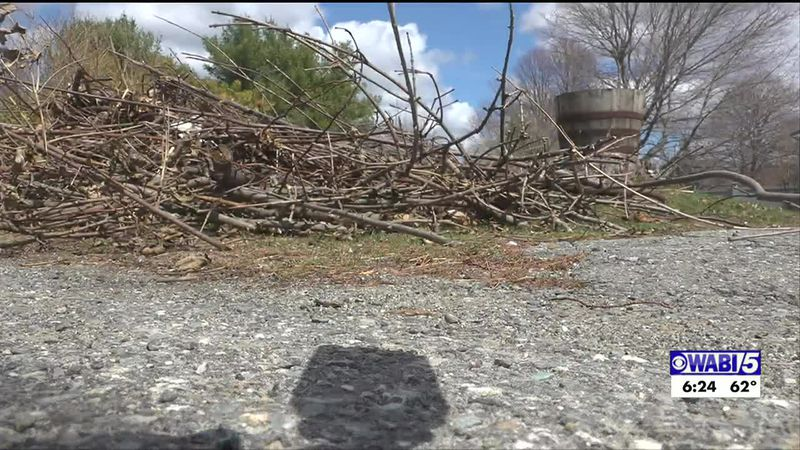 Bangor Public Works wants to help with your outdoor spring cleaning
