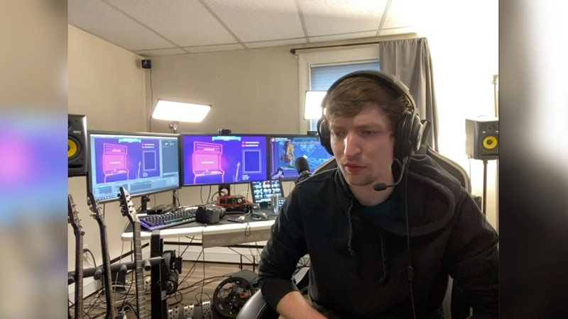 Sheldon Cary did two different gaming live streams- of 30 and 24 straight hours- and raised...