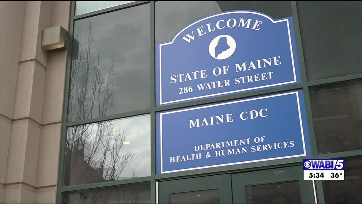 Maine CDC building closes after confirmed case of COVID-19