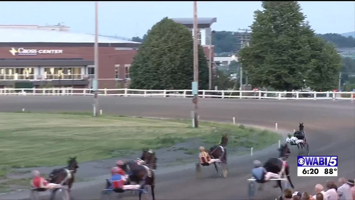Harness racing set to return to Bangor Raceway in August