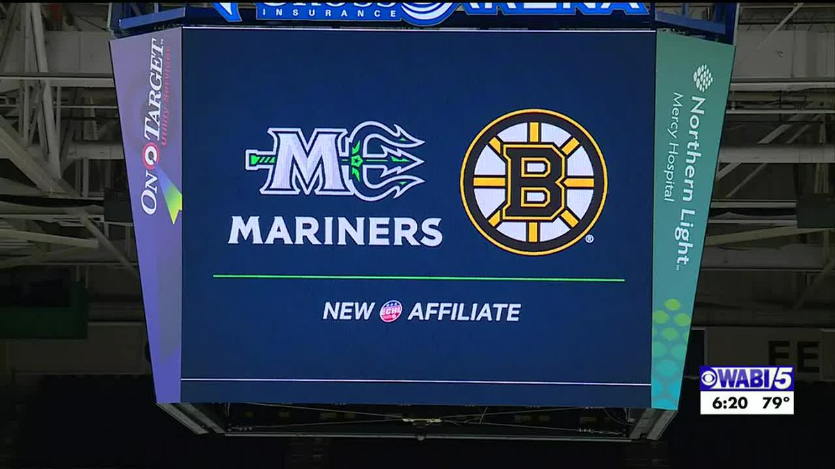 Maine Mariners officially become Boston Bruins ECHL affiliate