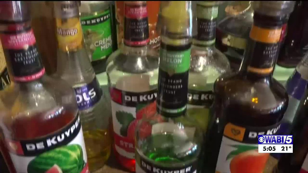Push for To Go alcoholic drinks to continue in Maine