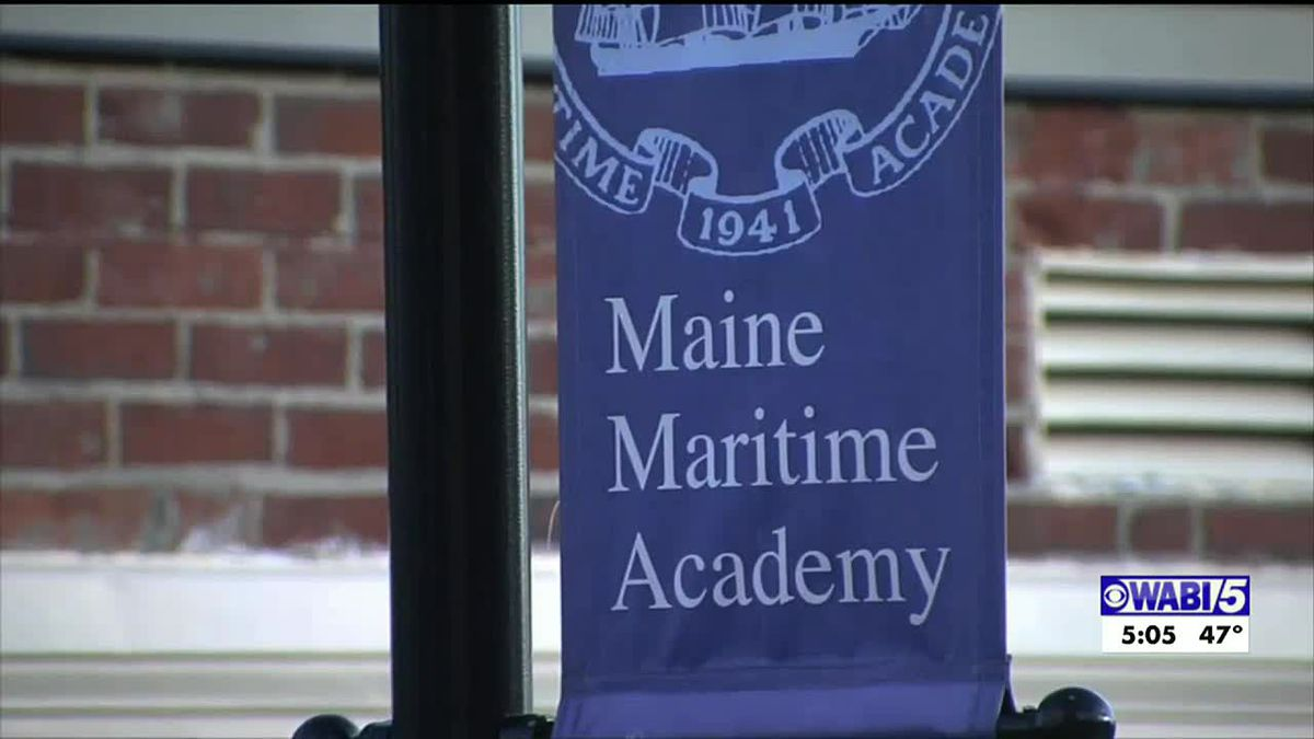 Maine Maritime Academy planning in-person, student only graduation